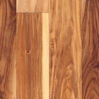 Handscraped Solid:<br /> Malaysian Walnut Natural